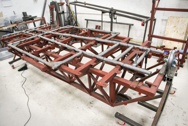 Manufacturing chassis